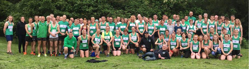 Kenilworth Runners Group Photo